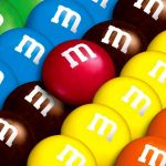 M and M,s