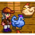 青の鶏(2009.03.01)