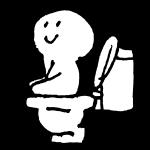 トイレのおじさん