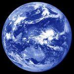 Земля голубая