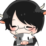 コンテンツクリエイター牛さん