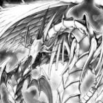 白黒眼の虹龍/白蛇