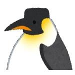 角刈りペンギンさん