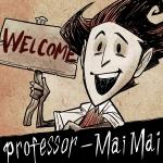 マイマイ教授