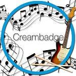 Creambadge
