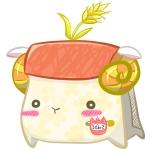 [小麦 o Y o*]うどん粉