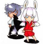 サトリ&キンジ