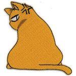 オレンジの猫