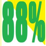みのふすき~88%