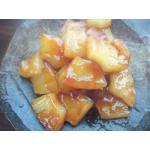 酢豚のパイナップルの取り皿