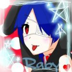 黒兎=Raby