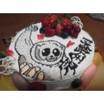 淫夢君ケーキ