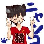 にゃんこ(猫君)