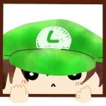 えいと/緑の帽子