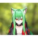 緑猫 小恋
