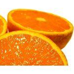オレンジ果肉