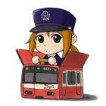 """赤バス""""あかりん"""""""