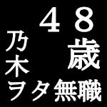 乃木ヲタ無職46歳@賀喜遥香推し