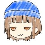 茶髪ちゃん