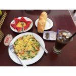 あるホテルの朝食-------♪