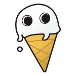 甘しょっぱい氷菓子