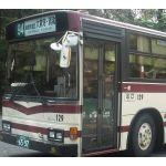 清滝P 京都バスさん
