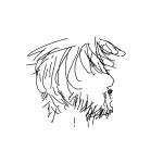 髭のおじさん