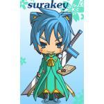 スラキー@蒼い猫