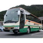 北近畿豊岡道逆走バス(全但バス)