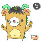 ( ̄(エ) ̄)熊2