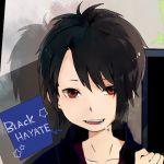 BLACK HAYATE