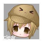clear(。・ω・。)ノはぉ♪
