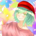 まぁけ【緑の子】