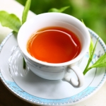 御膳の紅茶