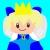 リップブルー姫