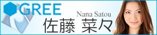 佐藤菜々公式ブログ