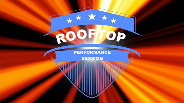 ROOFTOP PERFORMANCE SESSION  《 放送時間 》 ◉ 第1部 2014年11月2日(日)13:00~15:00 生放送 ◉ 第2部 2014年11月2日(日)17:00~19:00 生放送