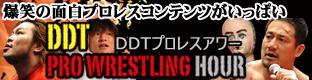 DDTプロレスアワー