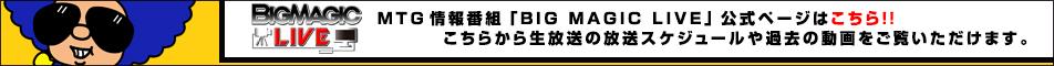 BIG MAGIC LIVE公式ページ