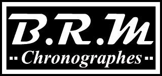 BRM Chronographes sur fond blanc standard