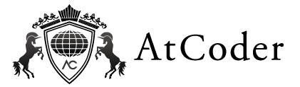 AtCoder 109反省会。C問題が比較的に楽だったのに落としてしまった。あぁレート落ちるわ。