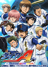 ダイヤのA -SECOND SEASON-
