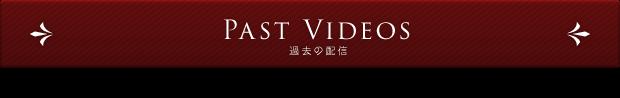 過去の動画